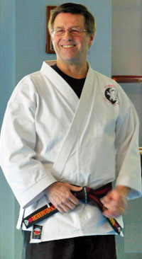 Jim Cormier Self Defense Instructor
