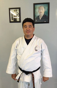 Sensei Charles Williams' instructor