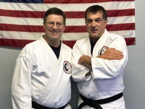 Yoshitsune Jujitsu 1st Degree Black Belt Alan MacLeod